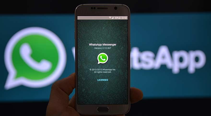 WhatsApp mesajlarınız ele geçirilebilir