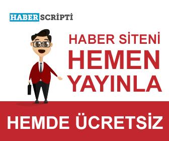 Ücretsiz Haber Sitesi